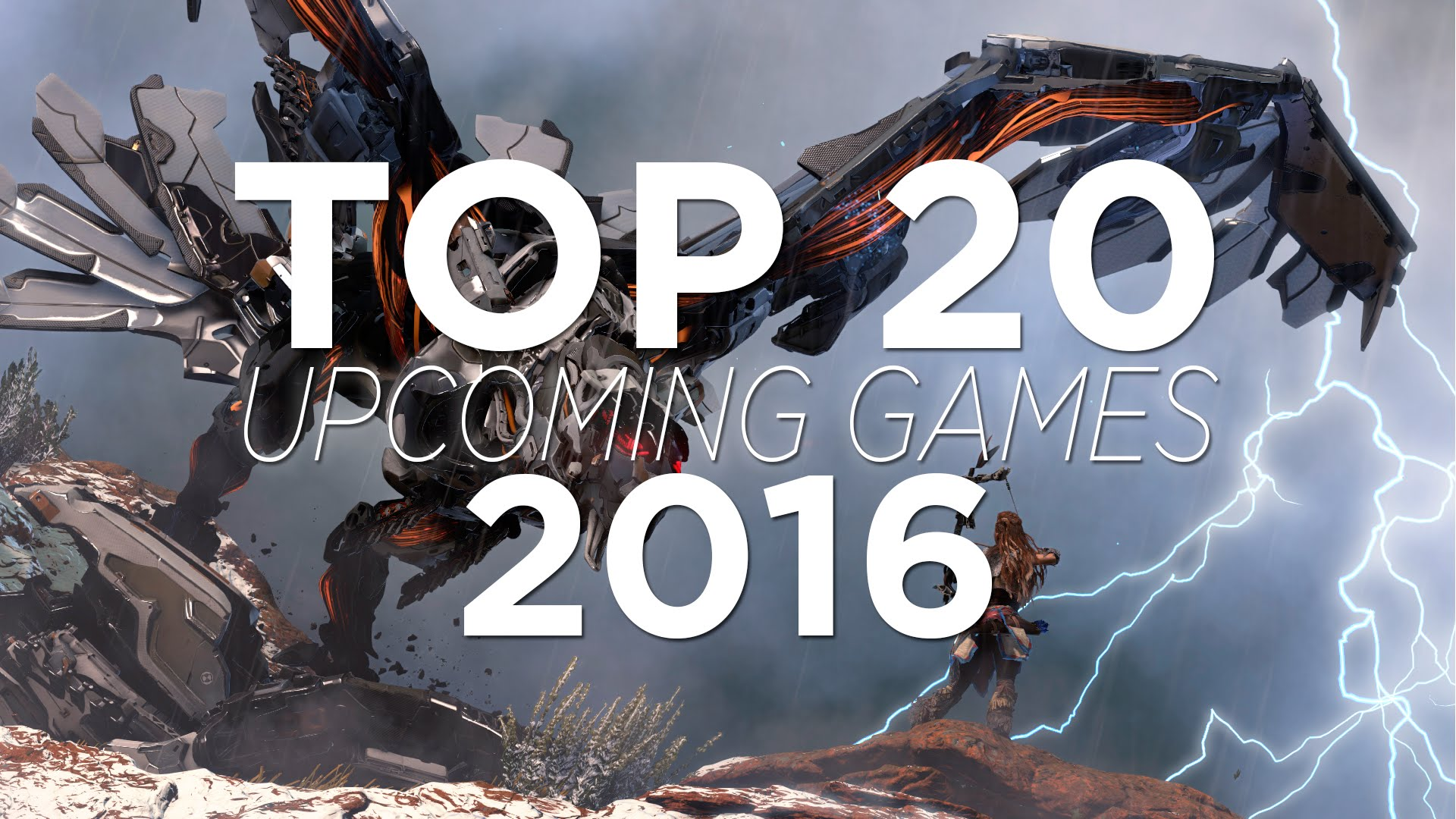 new games of 2016 pc